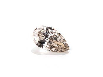 Diamond – 0.41ct, K, VVS2