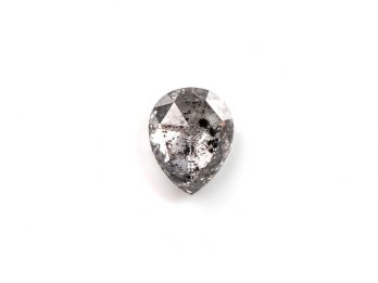 Diamond – Salt and pepper – 0.36ct