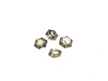 Diamond – Salt and pepper – 0.24ct (D116)